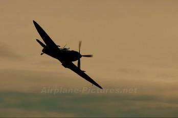 G-ASJV - Merlin Aviation Supermarine Spitfire Mk.IXb