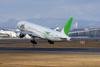 JA8984 - JAL - Japan Airlines Boeing 777-200