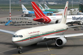 CN-RNS - Royal Air Maroc Boeing 767-300ER