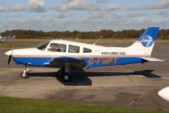 G-FNPT - Cabair Piper PA-28 Warrior