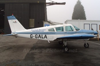 G-GALA - Private Piper PA-28 Cherokee