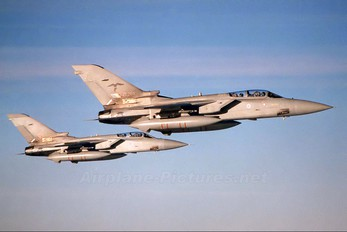 ZE203 - Royal Air Force Panavia Tornado F.3