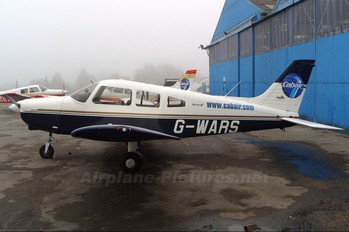 G-WARS - Cabair Piper PA-28 Warrior