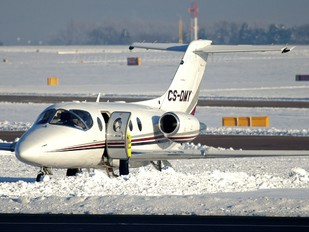 CS-DMY - NetJets Europe (Portugal) Hawker Beechcraft 400XP Beechjet