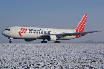 PH-MCJ - Martinair Boeing 767-300ER