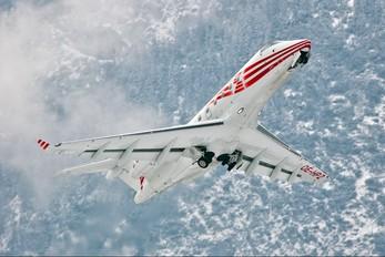 OE-HPZ - International Jet Management Bombardier BD-100 Challenger 300 series