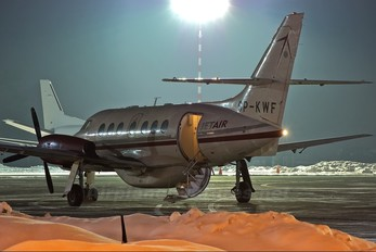 SP-KWF - Jet Air (Poland) Scottish Aviation Jetstream 32