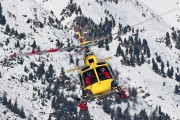 HB-ZDY - Heli Bernina Aerospatiale AS350 Ecureuil / Squirrel aircraft