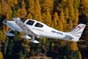 HB-KHG - Air Engiadina Cirrus SR22 aircraft