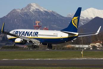 EI-DLI - Ryanair Boeing 737-800