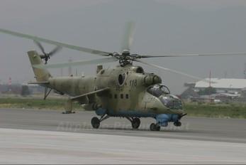 118 - Afghanistan - Air Force Mil Mi-24V