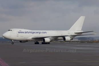 VQ-BFX - Air Bridge Cargo Boeing 747-400F, ERF