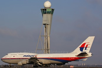 9M-MPH - Malaysia Airlines Boeing 747-400