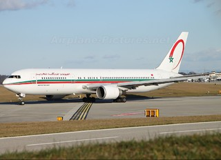 CN-ROG - Royal Air Maroc Boeing 767-300ER
