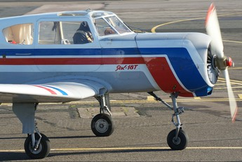 HA-YAF - Private Yakovlev Yak-18T
