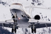 VP-BOW - Private Bombardier BD-700 Global Express aircraft