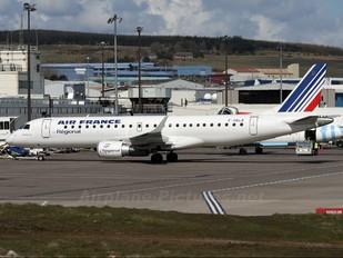 F-HBLB - Air France - Regional Embraer ERJ-190 (190-100)
