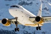 VP-CKH - Private Airbus A318 CJ aircraft