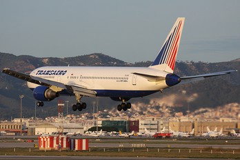 EI-UNA - Transaero Airlines Boeing 767-300ER