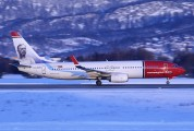 LN-NOO - Norwegian Air Shuttle Boeing 737-800 aircraft