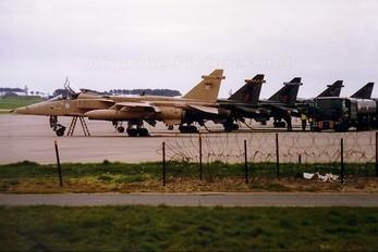 XZ362 - Royal Air Force Sepecat Jaguar GR.1