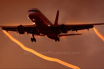 G-OPJB - Astraeus Boeing 757-200