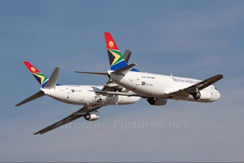 ZS-SBA - South African Cargo Boeing 737-300F