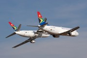 ZS-SBA - South African Cargo Boeing 737-300F aircraft