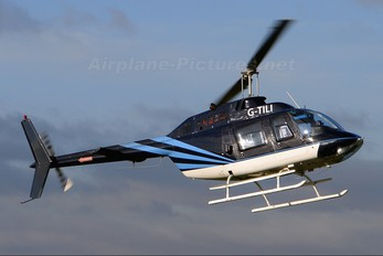 G-TILI - Private Bell 206B Jetranger III