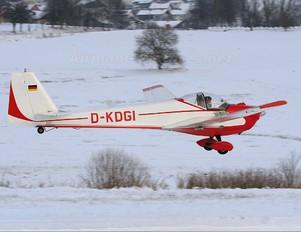 D-KDGI - Private Scheibe-Flugzeugbau SF-25 Falke
