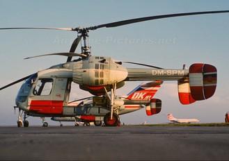 DM-SPM - Interflug Kamov Ka-26