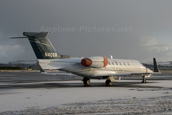 N40XR - Private Learjet 45