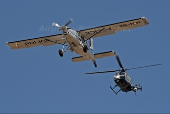 ZS-NIR - South Africa - Police Pilatus PC-6 Porter (all models)