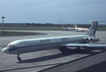 SU-AWJ - Egyptair Ilyushin Il-62 (all models)