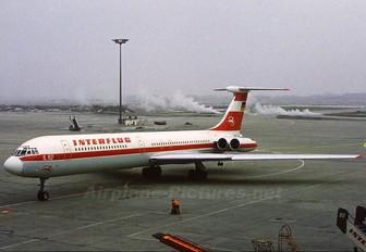 DM-SEH - Interflug Ilyushin Il-62 (all models)
