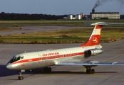 DM-SCM - Interflug Tupolev Tu-134A aircraft