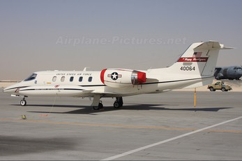 84-0064 - USA - Air Force Learjet C-21A