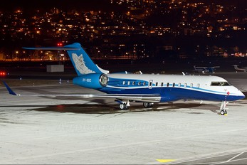 OY-SGC - Execujet Europa AS Bombardier BD-700 Global 5000