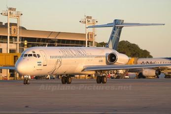 LV-BSC - Aerochaco McDonnell Douglas MD-87