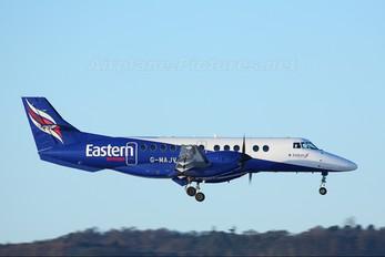G-MAJV - Eastern Airways Scottish Aviation Jetstream 41