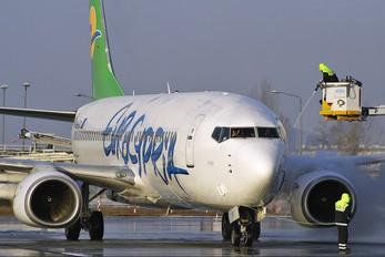 5B-DBR - Eurocypria Airlines Boeing 737-800