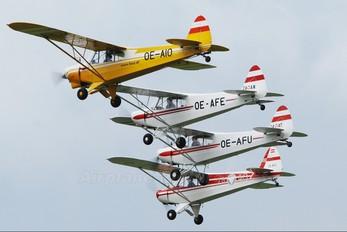 OE-AIO - Private Piper PA-18 Super Cub