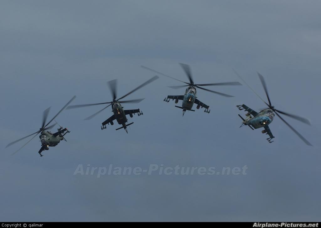 Poland - Army - aircraft at Radom - Sadków