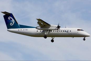 ZK-NEU - Air New Zealand Link - Air Nelson de Havilland Canada DHC-8-300Q Dash 8