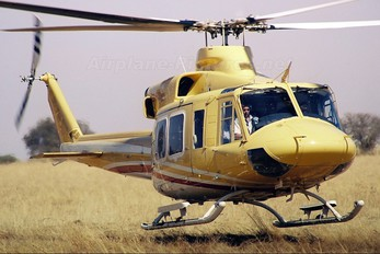 ZS-HAU - Private Bell 412HP