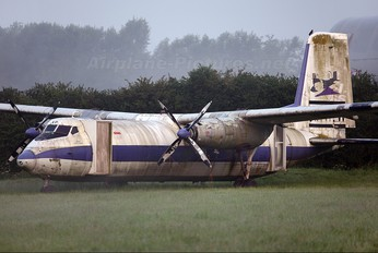 G-CEXP - Unknown Handley Page Herald
