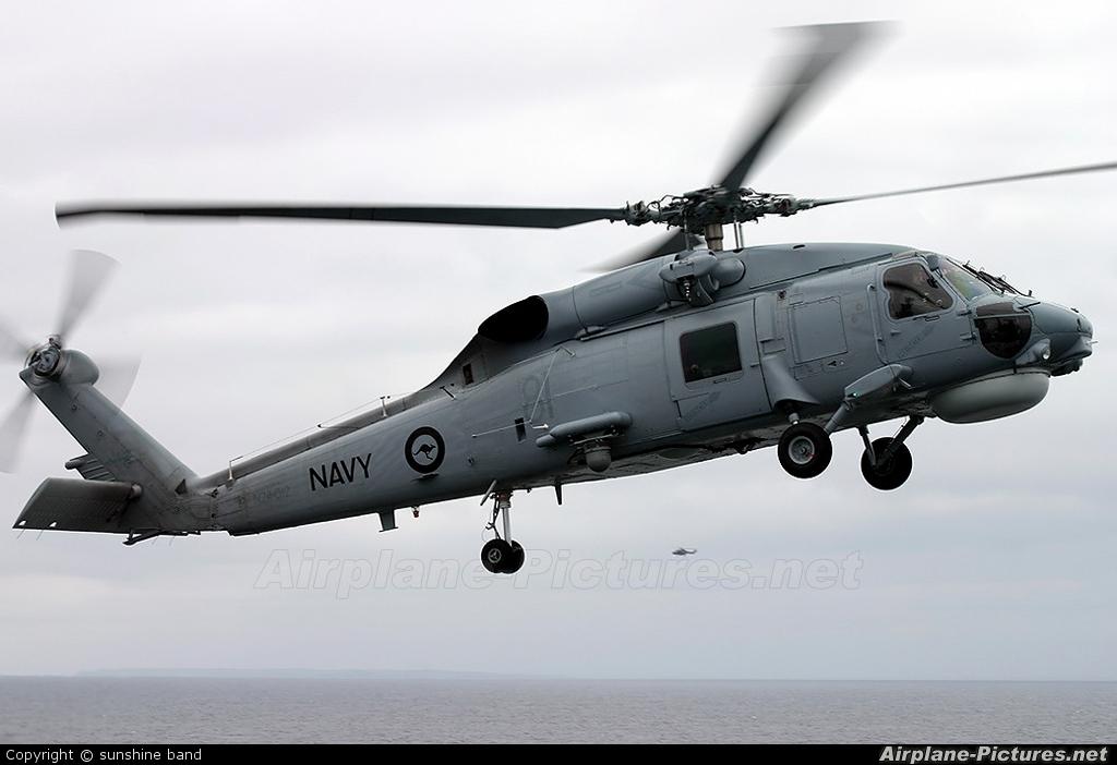 Australia - Navy N24-012 aircraft at Off Airport - Scotland