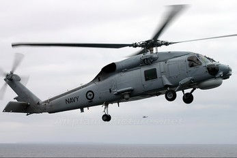 N24-012 - Australia - Navy Sikorsky S-70B-2 Seahawk