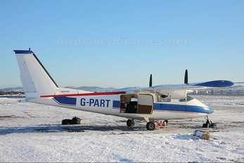G-PART - Ravenair Partenavia P.68