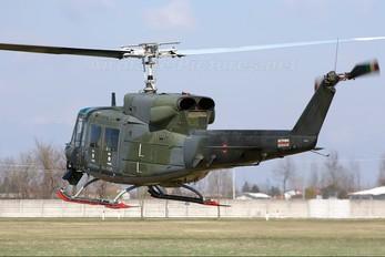 MM81157 - Italy - Air Force Agusta / Agusta-Bell AB 212AM